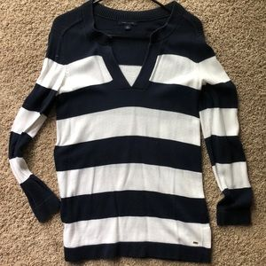 Tommy Hilfiger striped sweater Size small